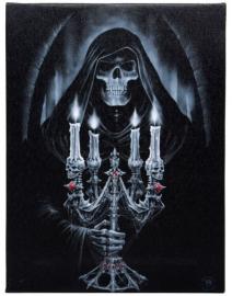 Candelabra - wandbord van Anne Stokes - 25 x 19 cm