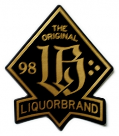 Sticker Liquor Brand - The Original Liquor Brand
