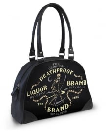Liquor brand handtas -  Night Reaper - 31 x 25 cm