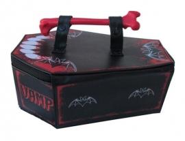 Gothic vampier doodskist draagtas - Vamp