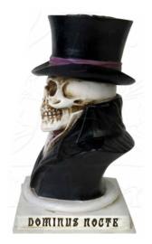 Alchemy of England - Count Magistus - Spaarpot met vampieren doodskop - 14,5 cm hoog
