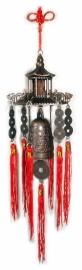 Feng Shui Pagoda deurbel / windmobiel