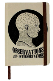 Observations Notebook - Journaal