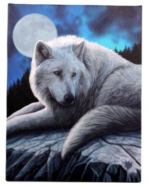Guardian of the north - wandbord van Lisa Parker - 25 x 19 cm