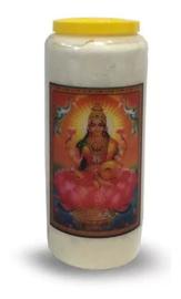Noveenkaars Shree Lakshmi - 6 x 6 x 17 cm