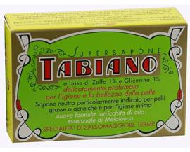 Tabiano superzeep - 125 g