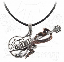 Alchemy UL 13 design ketting - Rock Guitar
