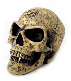 Alchemy of England - Omega Skull - 20 cm hoog