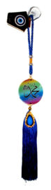 Windmobiel autohanger Mohammed / Allah