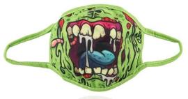 Gezichtsmasker zombie mond - 12 x 30 cm