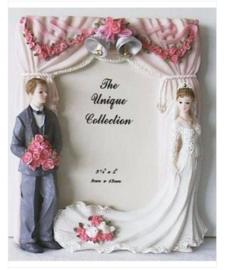 Fotolijst Huwelijk 14 x 18 cm