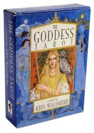 The Goddess Tarot - Kris Waldherr - 8 x 12 cm