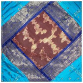 Kussenhoes sarizijde 34 - 40 x 40 cm