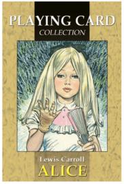 Spelkaarten Alice in Wonderland - 9 x 6 cm