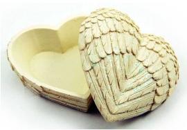 Sieradendoos Engelen vleugels