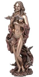 Aphrodite Venus Bronze - 30 cm hoog