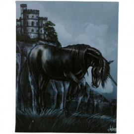 Solitude - wandbord van Ash Evans - 25 x 19 cm