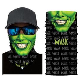 Masker Bandana Groene Zombie 24