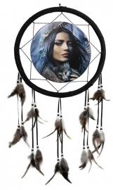 Droomvanger Mother of Wolves - 33 cm doorsnee