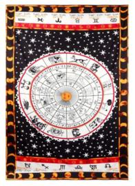 Bedspreien Zodiac Astrologie Horoscoop