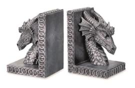 Boekensteunen Keltische Draken - 17.5 x 11 x 14 cm