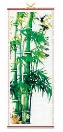 Groene bamboo