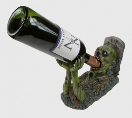 T-Total - Guzzler - Zombie wijnfleshouder - 29 cm lang