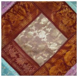 Kussenhoes sarizijde 25 - 40 x 40 cm