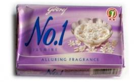 Godrej Nr. 1 zeep jasmijn