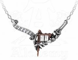 Alchemy UL 17 ketting - Forever Inked