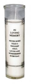 In loving memory - grafkaars