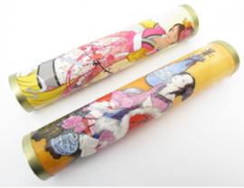 Kaleidoscoop Chinese Vrouwen - 20 cm lang