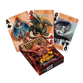 Anne Stokes Age of Dragons Spelkaarten