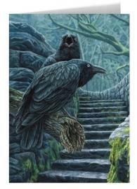 The Watchmen - wenskaart - Lisa Parker - 18 x 13 cm