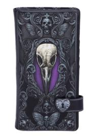 Edgar's Raven Purse Poe Portemonnee 18.5 cm hoog
