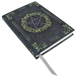 Embossed Book of Shadows Ivy 17cm