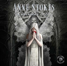 Kalender Anne Stokes 2017 - 30 x 30 cm
