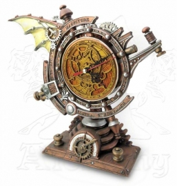 Alchemy of England - The Stormgrave Chronometer - Steampunk klok