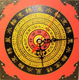 Feng Shui klokken