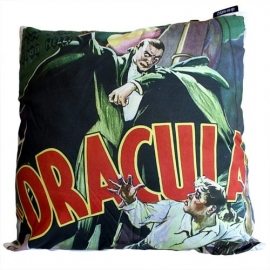 Cushion cover Dracula