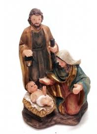 Heilige Familie hg 9 cm