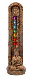 Ascending Chakra's wierookbrander - 23.5 cm hoog