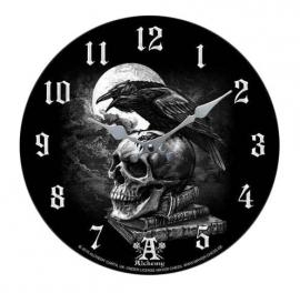 Klok - Alchemy - Poe's Raven  - 34 cm doorsnee
