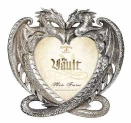 Alchemy England the Vault - Dragon's Heart fotolijst - 15 x 16 cm
