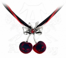 Alchemy UL 17 ketting - Black Cherry