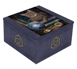 Mirror box  - Witching Hour - design Lisa Parker