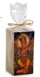 Theelichthouder Ganesha