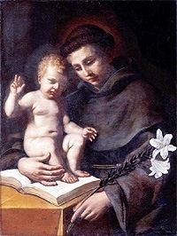 Antonius - (Sint)