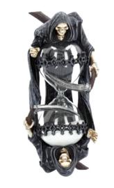 Soul Reaper - Magere Hein zandloper - Dessin Anne Stokes - 20 cm hoog