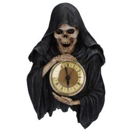 Darkest Hour - Magere Hein wandklok - 28 cm hoog